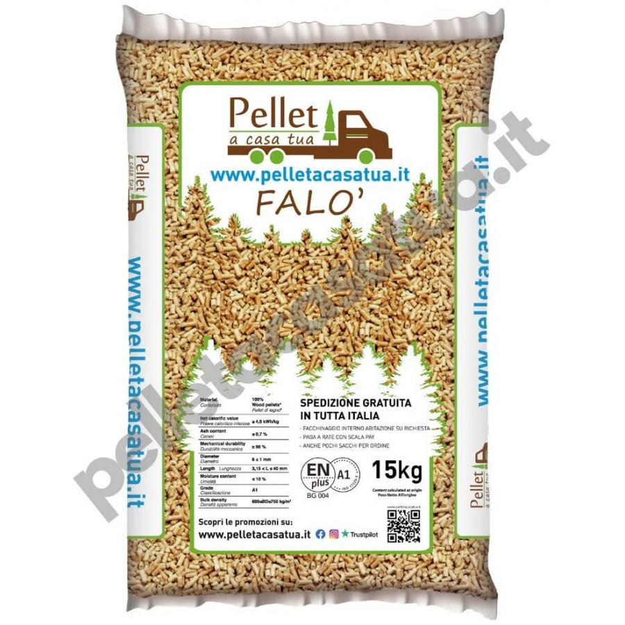 Pellet Falo' - 40 sacchi da...