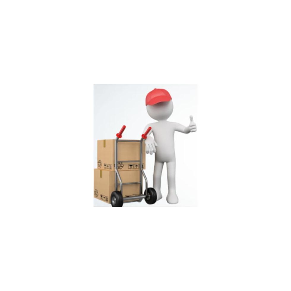 Aggiungi consegna al piano terra o in garage
